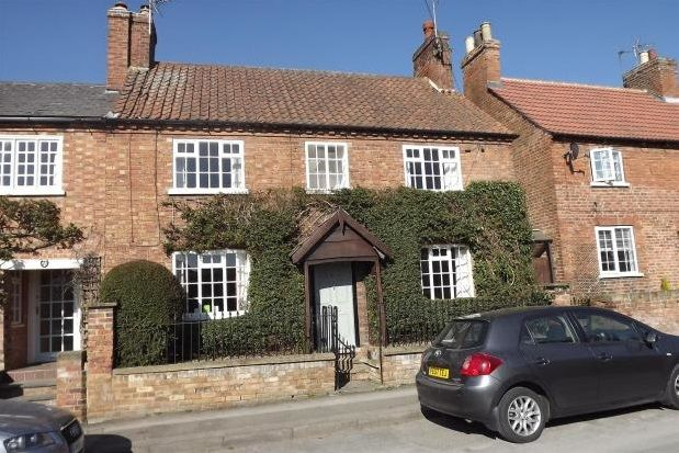 Thumbnail Cottage to rent in Main Street, East Bridgford, Nottingham