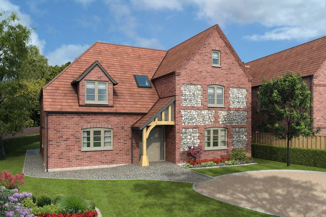 Thumbnail Detached house for sale in Busgrove Lane, Stoke Row