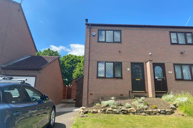 2 bed property to rent in Dale View, Stretton, Alfreton DE55