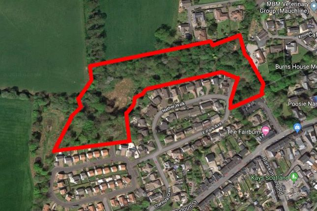 Thumbnail Land for sale in Nether Walk, Mauchline