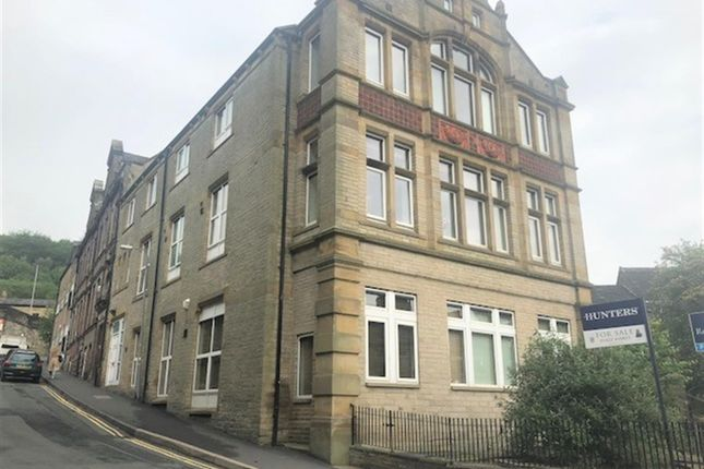 Thumbnail Flat for sale in Rise Lane, Todmorden