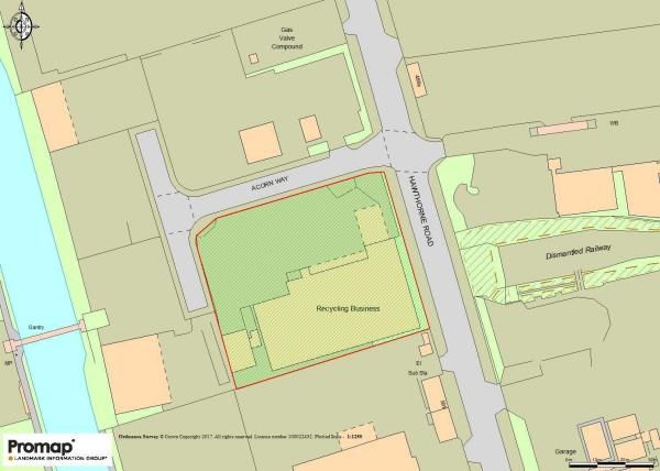 Thumbnail Land for sale in Land At 1-4 Acorn Way, Bootle, Merseyside