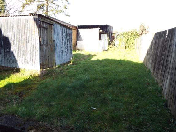 Garden of Willow Way, Luton, Bedfordshire LU3