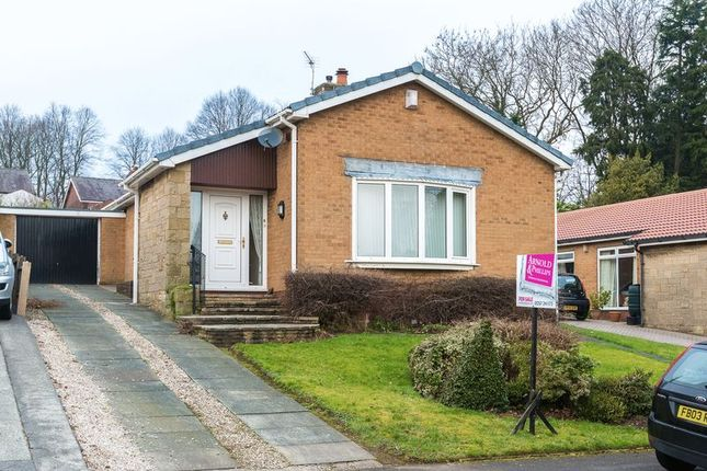 Thumbnail Bungalow for sale in Radburn Close, Clayton-Le-Woods, Chorley