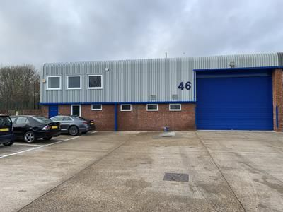 Thumbnail Light industrial to let in Unit 46, Silverwing Industrial Estate, Imperial Way, Croydon, Surrey