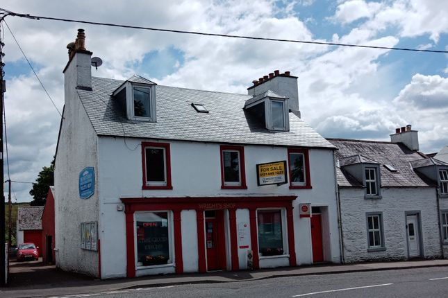 Retail premises for sale in Main Street, St John's Town Of Dalry