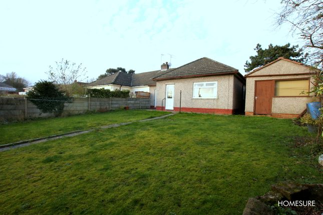 Thumbnail Semi-detached bungalow for sale in St. Agnes Road, Huyton, Liverpool