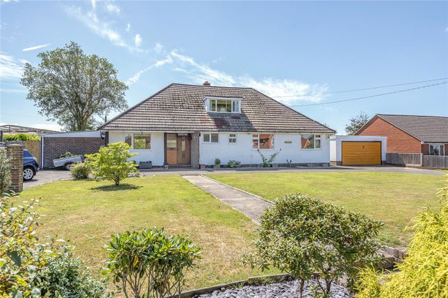 Thumbnail Detached bungalow for sale in Dittons Road, Polegate, East Sussex