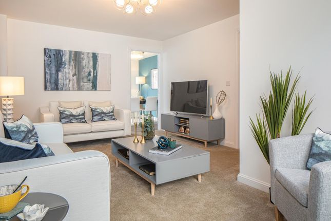 """Thumbnail End terrace house for sale in """"Maidstone"""" at Llantrisant Road, Capel Llanilltern, Cardiff"""