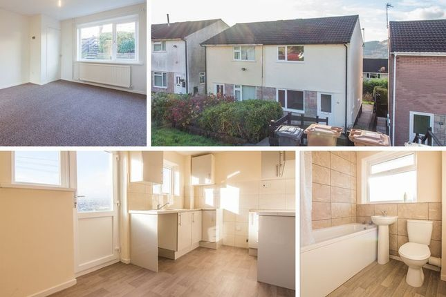 Thumbnail Semi-detached house to rent in Brierley Close, Risca, Newport