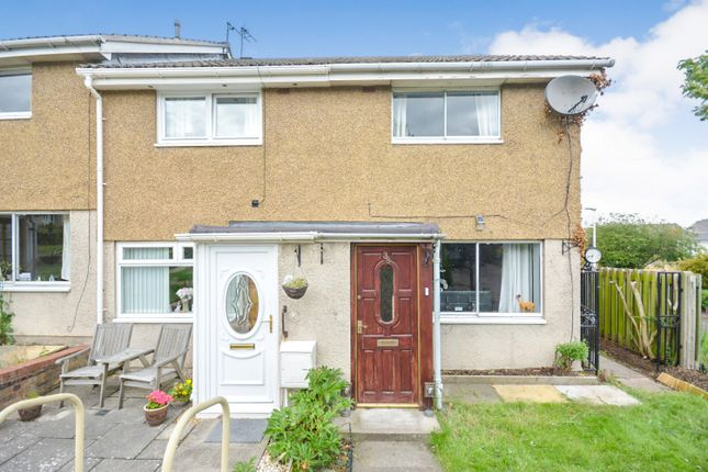 Thumbnail End terrace house for sale in 38 Mayshade Road, Loanhead