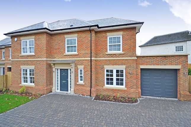 Thumbnail Detached house for sale in St Georges Avenue, Weybridge