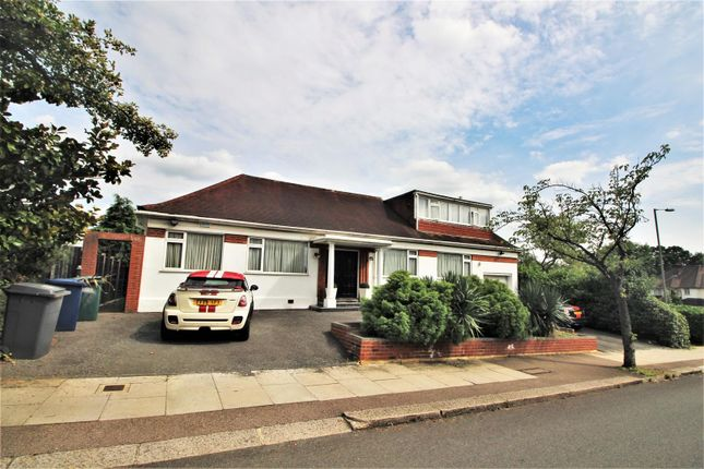 Thumbnail Detached bungalow for sale in Highview Avenue, Edgware
