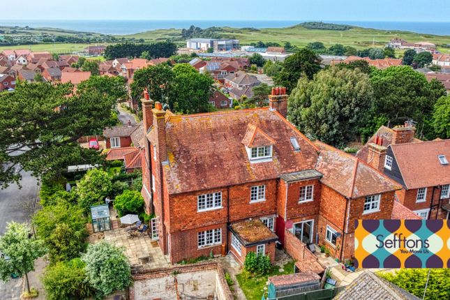 Thumbnail Town house for sale in Vicarage Road, Sheringham