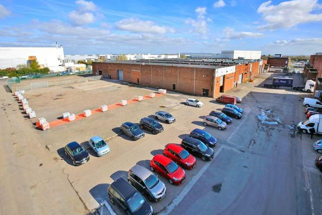 Thumbnail Warehouse for sale in The Viscount Centre Shaw Road, Liverpool L24, Liverpool,