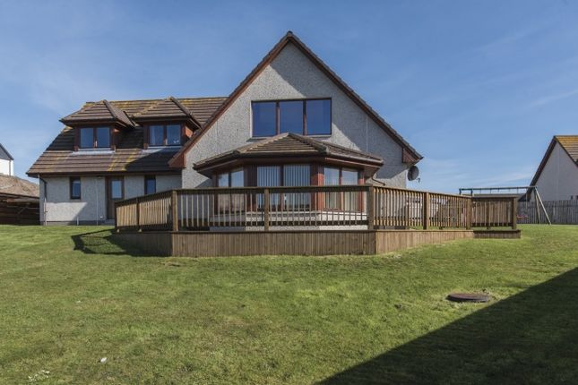 Thumbnail Detached house for sale in Gordon Brae, Portmahomack, Tain, Highland