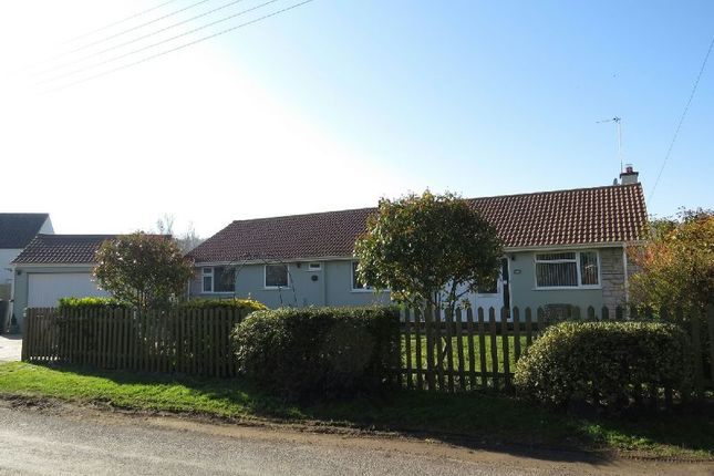 Thumbnail Detached bungalow for sale in Moor Road, Banwell