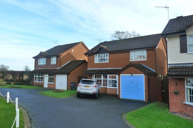 Thumbnail Detached house to rent in Range Meadow Close, Leamington Spa