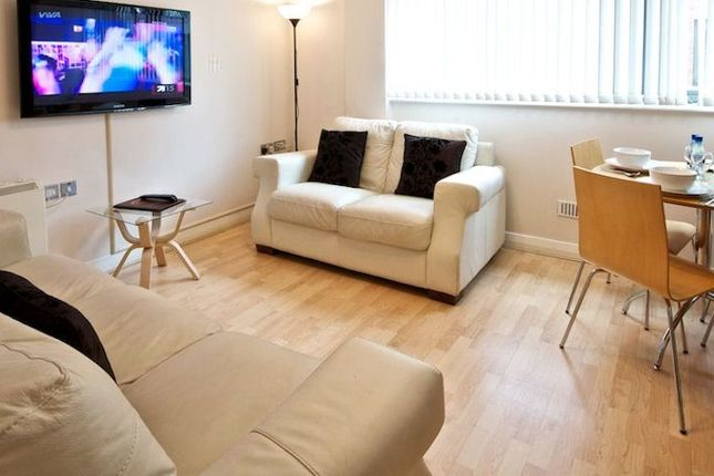 Thumbnail Flat to rent in Liverpool Road, Manchester