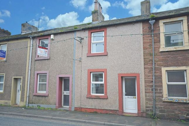 Thumbnail Terraced house for sale in Main Street, Cleator