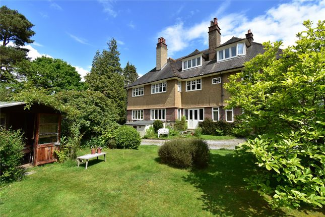 Thumbnail Flat for sale in Goldsmith Avenue, Crowborough, East Sussex