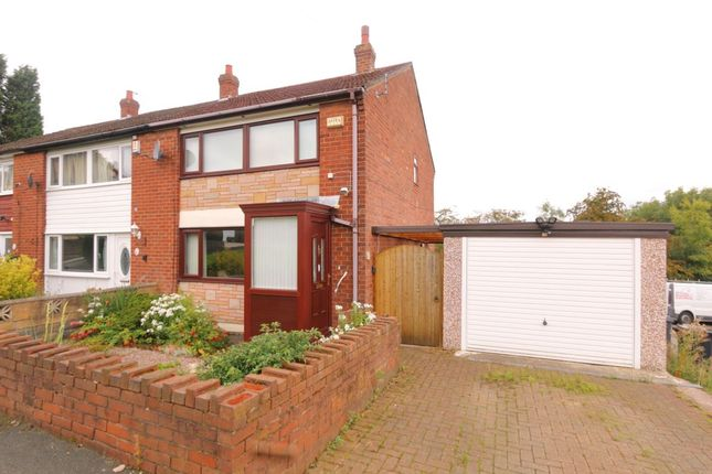 Thumbnail Terraced house for sale in Primrose Crescent, Hyde