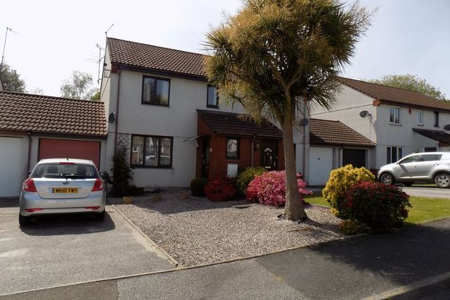Thumbnail Semi-detached house for sale in Springfield Close, St. Austell