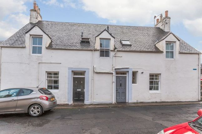 Thumbnail Semi-detached house for sale in The Row, Lauder