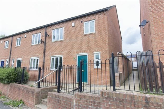 Thumbnail Property to rent in Goodwood Avenue, Colburn, Catterick Garrison