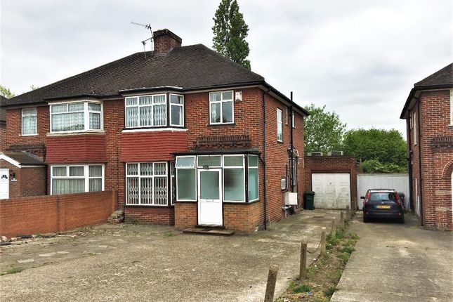 4 bedroom semi-detached house for sale in Hendon Way NW2, London,
