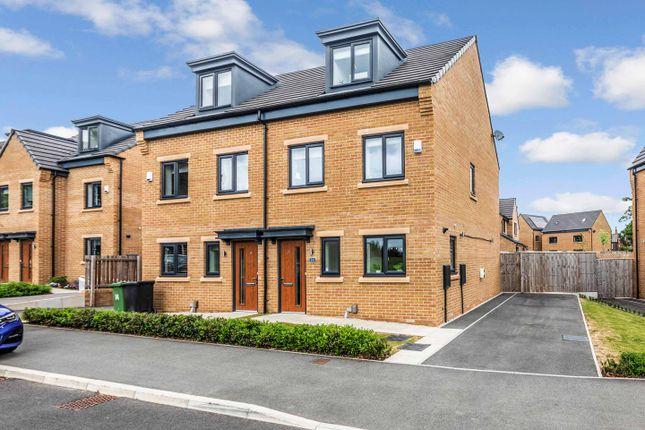 3 bed semi-detached house for sale in Laburnum Gardens, Seacroft, Leeds LS14