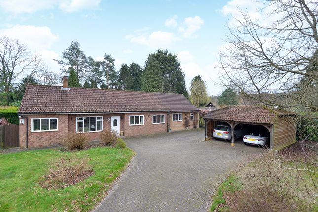 Thumbnail Bungalow for sale in Godalming, Surrey