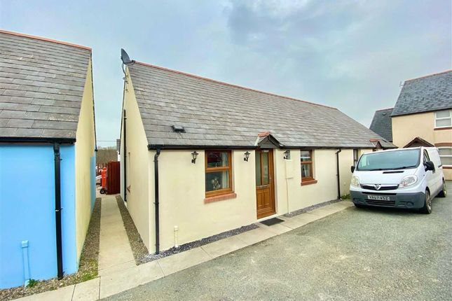 Thumbnail Semi-detached bungalow for sale in Heol Ty Newydd, Cilgerran, Cardigan, Ceredigion