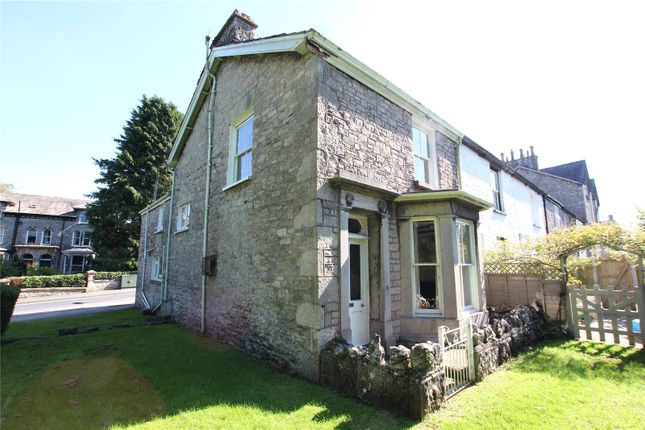 Thumbnail End terrace house for sale in 2 Sedbergh Road, Kendal, Cumbria
