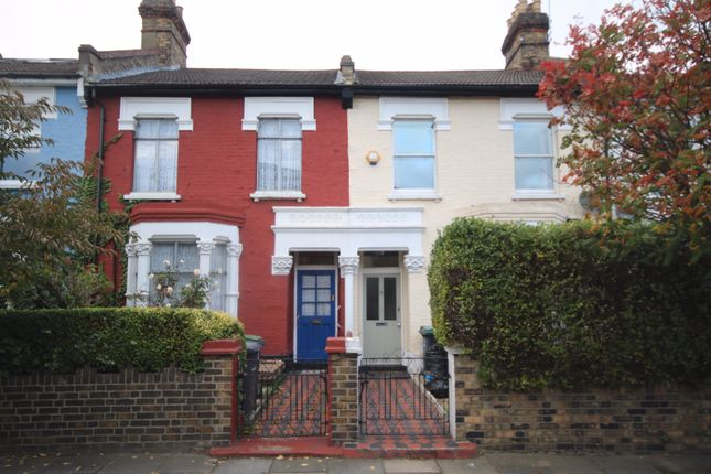 Thumbnail Terraced house to rent in Dagmar Road, London