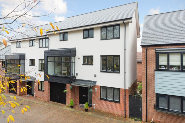 Thumbnail Semi-detached house for sale in Beadsman Crescent, West Malling