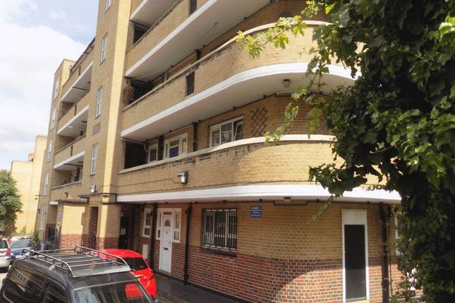 Thumbnail Flat to rent in Deloraime House, Tanners Hill, Deptford