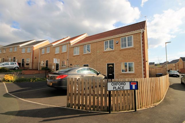 Thumbnail End terrace house to rent in Oxford Place, Consett