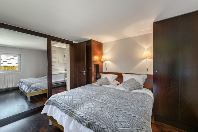 Bedroom of Courchevel, Rhone Alps, France