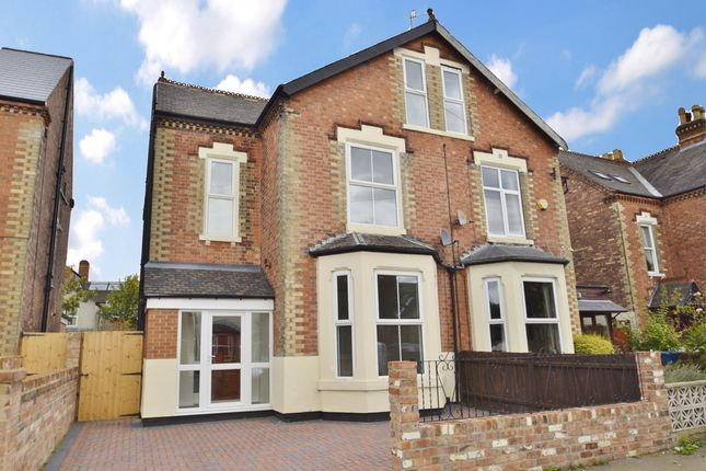 Thumbnail Semi-detached house for sale in Millicent Road, West Bridgford