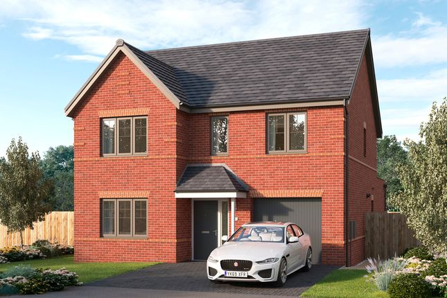Thumbnail Property for sale in Fieldfare Court, Burnopfield, Newcastle Upon Tyne