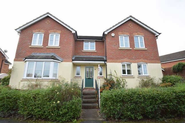 Thumbnail Detached house for sale in Robins Lane, Brockhill, Redditch, Worcestershire
