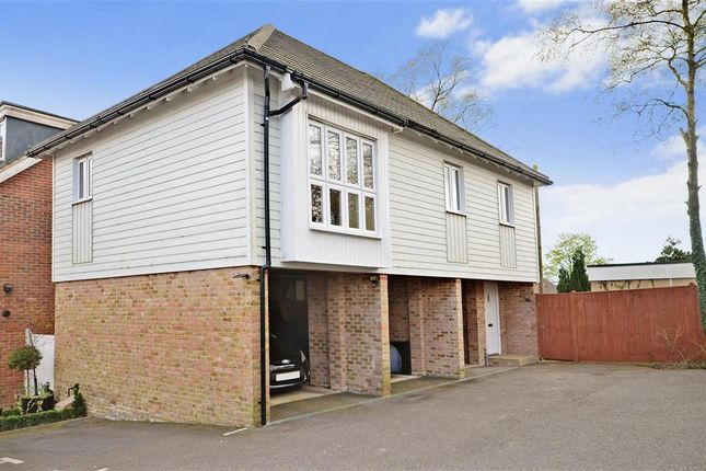 Thumbnail Maisonette for sale in Watson Way, Crowborough, East Sussex