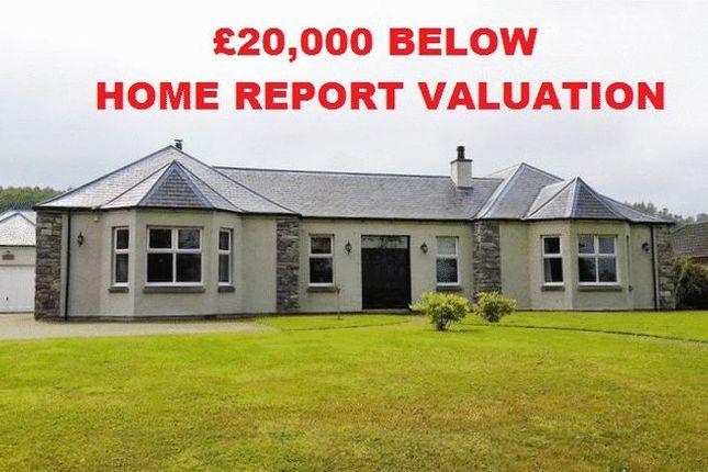 Thumbnail Detached bungalow for sale in Ord Road, Marybank, Muir Of Ord