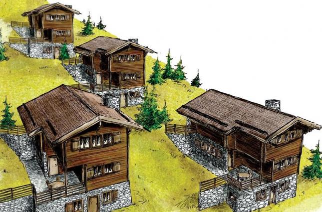Thumbnail Property for sale in Les Gères, Grimentz - Anniviers, Valais, Switzerland
