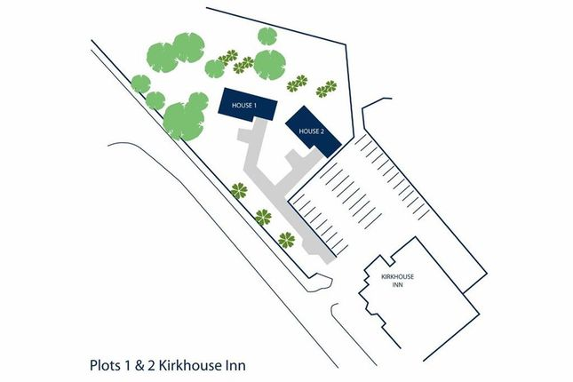 Thumbnail Land for sale in Blanefield
