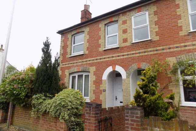 Thumbnail Terraced house to rent in Elm Grove Road, Farnborough, Hampshire