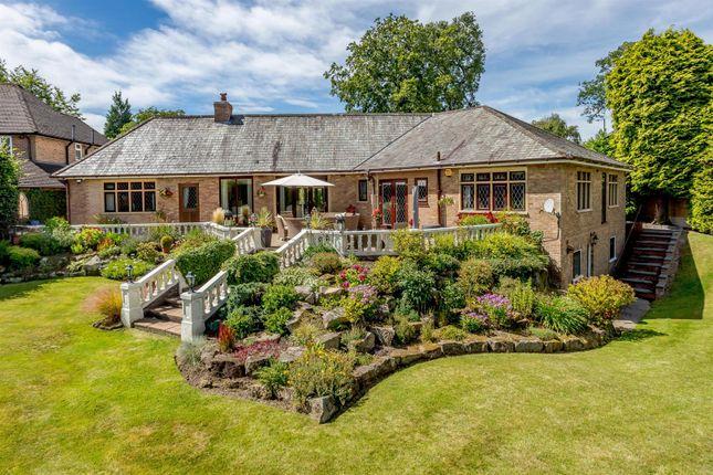 Thumbnail Detached bungalow for sale in Lichfield Road, Four Oaks, Sutton Coldfield