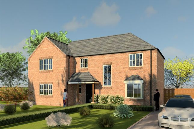 Thumbnail Semi-detached house for sale in Sessile Crescent, Ruskington, Sleaford