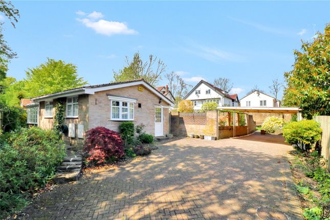 Thumbnail Detached bungalow for sale in Archer Close, Kings Langley